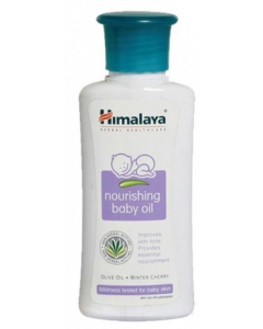 Himalaya Nourishing Baby Oil 100ml