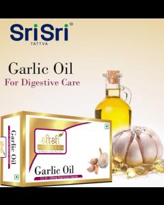 Sri Sri Tattva Garlic Oil Veg Capsule