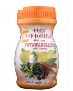 Patanjali Ayurveda Special Chyawanprash with Saffron Pack of 3