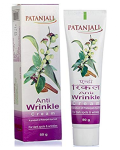 Patanjali Ayurveda Anti Wrinkle Cream Pack of 3