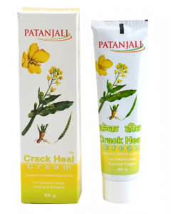 Patanjali Ayurveda Crack Heal Cream Pack of 7