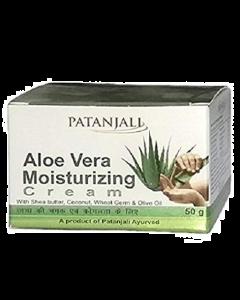 Patanjali Ayurveda Aloevera Moisturizing Cream Pack of 5