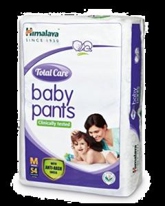 Himalaya Total Care Baby Pants M - 54 diapers