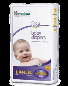 Himalaya Baby Diaper L - 54 diapers