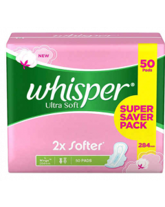 Whisper Ultra Softs L 50Pads