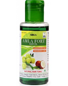 Sbl Amla Fort Hair Oil - 100 ml