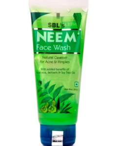 Sbl Neem Face Wash - 100 ml