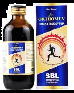 Sbl Orthomuv Syrup - 180 ml Syrup