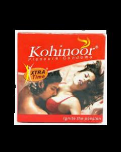 Kohinoor Xtra Time Condom - Extra Time