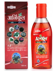Hapdco Arnikool Herbal Oil - 100 ml