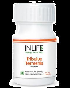 Inlife Tribulus Terrestris Extract  Capsule - 500mg