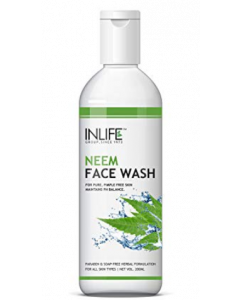 Inlife Neem Face Wash - 200 ml