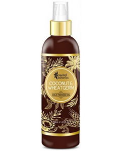 Oriental Botanics Coconut & Wheat Germ Cold Pressed Oil - 200 ml