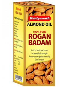 Baidyanath Rogan Badam Oil - 100 ml