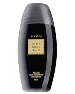 Avon Little Black Dress Deodorant Roll-On  -  For Women - 40 ml