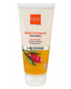 Vlcc Wild Turmeric Face Wash - 80 ml
