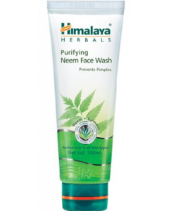 Himalaya Herbals Purifying Neem Face Wash - 100 ml