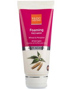 Vlcc Anti Ageing Foaming Face Wash - 100 ml