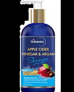 St.Botanica Apple Cider Vinegar & Argan Shampoo - 300 ml
