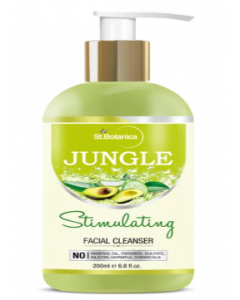 St.Botanica Jungle Stimulating Facial Cleanser - 200 ml