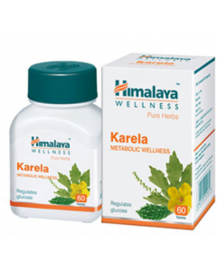 Himalaya Wellness Pure Herbs Karela Metabolic Wellness - 60 tablet