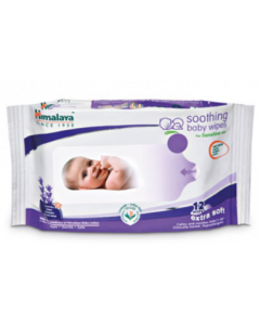 Himalaya Soothing Baby Wipes - 24 wipes