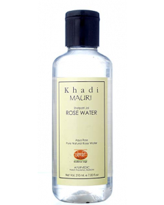Khadi Mauri Herbal Rose Water - 210 ml