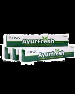 Jiva Ayurfresh Toothpaste - 100 g