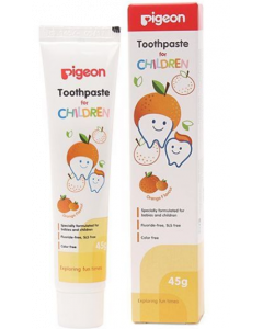 Pigeon Children Toothpaste Orange - 45 g