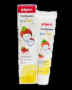 Pigeon Children Toothpaste Strawberry - 45 g