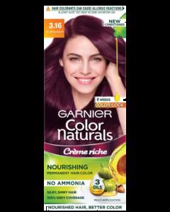 Garnier Color Natural No 3.16 Burgundy
