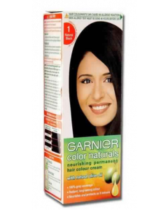 Garnier Color Naturals Men Hair Color 1 Natural Black - 100ml