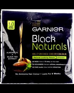 Garnier Colour Black Naturals Shade 1 Deep Black 20ml