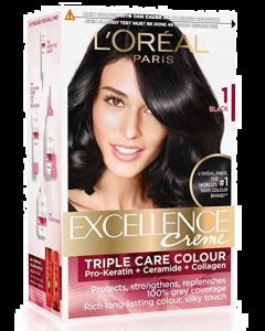 L'Oreal Haircolour No 1 Black