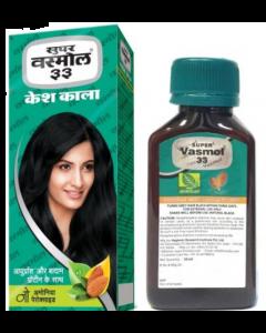 Vasmol 33 (Kesh Kala) 50 ml Lotion
