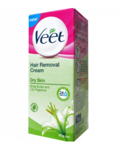 Veet Dry Skin Hair Removal  Cream 50g