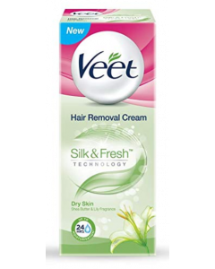 Veet Dry Skin Hair Removal  Cream 25g