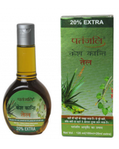 Patanjali Kesh Kanti Hair Oil - 120ml