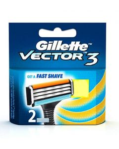 Gillette Vector 3 Cartridge 2S
