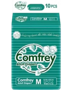 Comfrey Adult Diaper M - 10 diapers