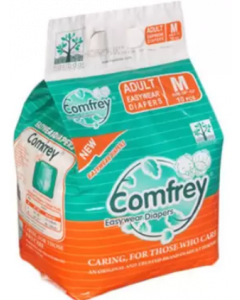 Comfrey Easy Wear Pant Type Adult Diaper M - 10 diapers