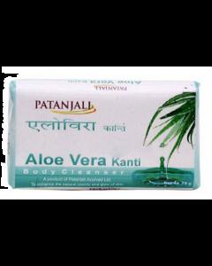Patanjali Aloevera Kanti Body Cleanser, 150 gm
