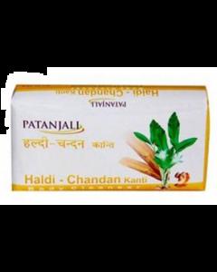 Patanjali Soap - Haldi Chandan Kanti, 150 g