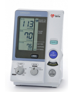 Omron HEM-907 Automatic Digital BP Monitor