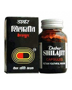 Dabur Shilajit Capsule - 30 capsule