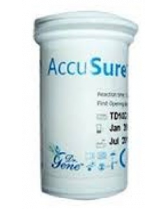 Dr. Gene Accusure Blood Glucose Strip