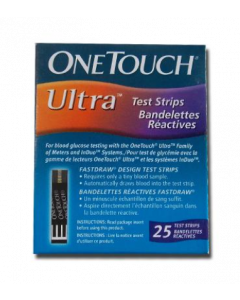 OneTouch Ultra  Strip - 25 strips