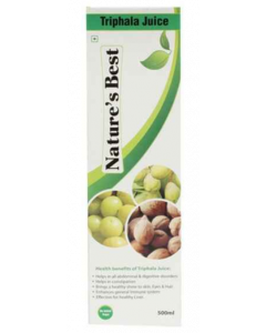 Nature'S Best Triphala Juice 500ml