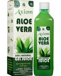 Axiom Aloevera Juice - 1 ltr