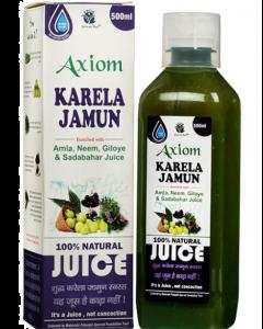 Axiom Jamun Karela Juice - 500ml